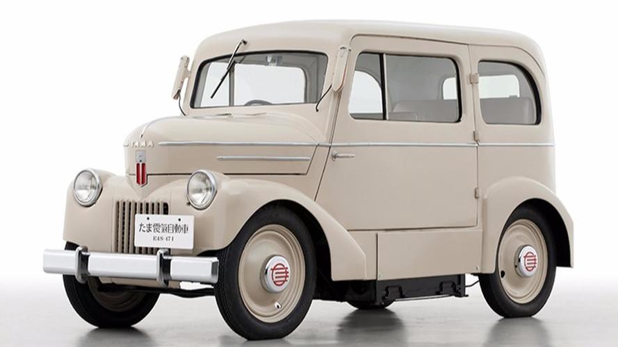 La première Nissan électrique fête ses 70 ans