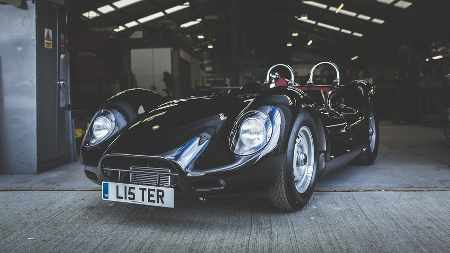 Lister Knobbly Continuation Special Now Fully Road Legal