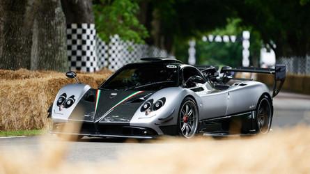Pagani Videos - Supercars   Motor1.com