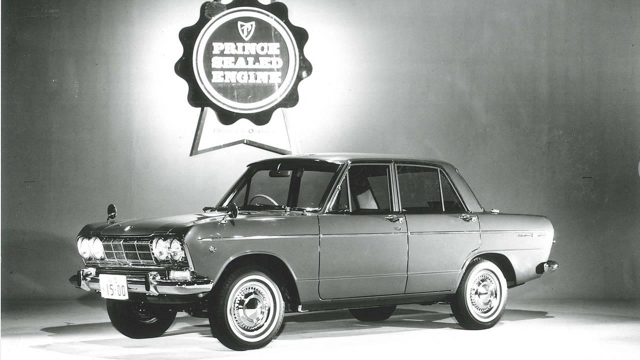 1968 Datsun Skyline
