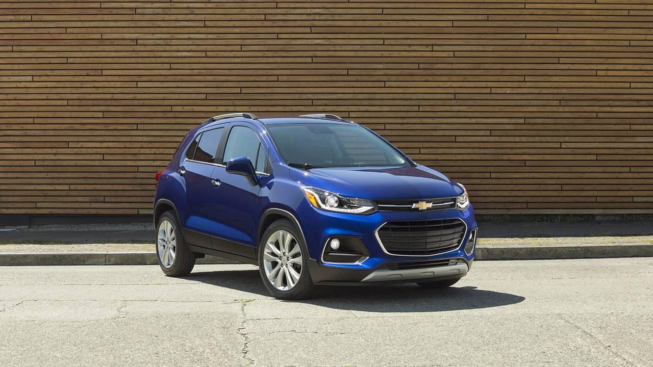 9. 2018 Chevrolet Trax LS, $23,495