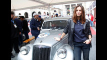 Outside Mille Miglia, così l'ha vissuta Kasia Smutniak [VIDEO]