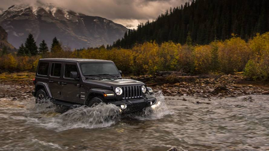 2018 Jeep Wrangler 2.0L Turbo Will Get Up To 25 MPG