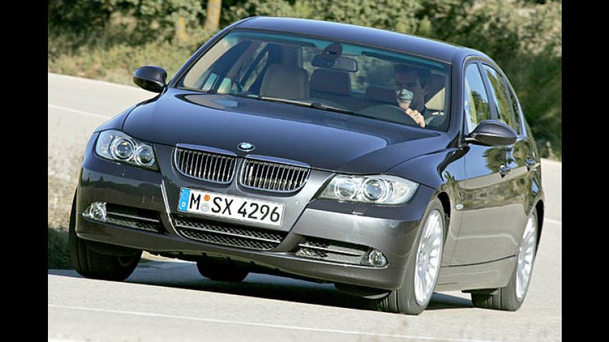 BMW-Modelle für Nordamerika ab 2008 mit Selbstzündern