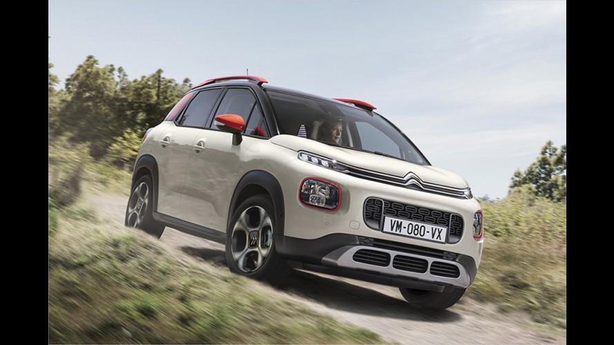 Citroën C3 Aircross: Die Preise
