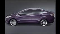 Ford Verve: Stufe für China