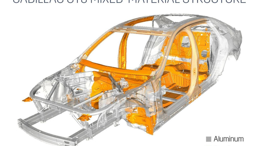 Cadillac confirms March 31 reveal for CT6; will have 64% aluminum body