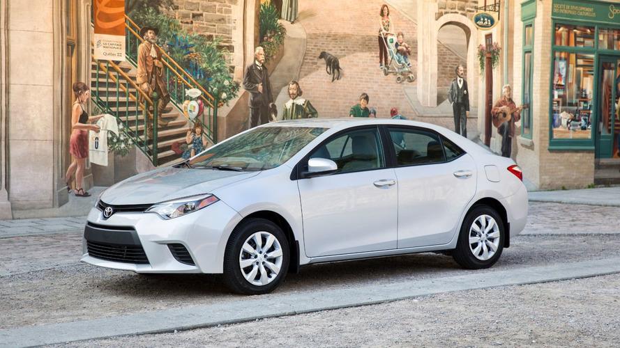 La Toyota Corolla reste la voiture la plus …