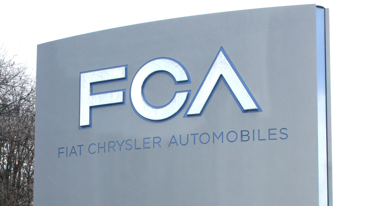 FCA headquarters sign