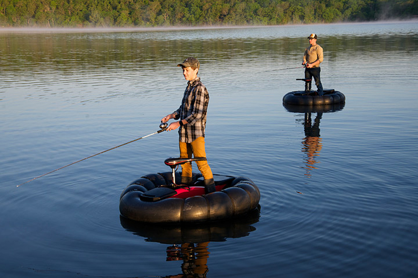 This Affordable Fishing Boat Will Fit in Your Trunk
