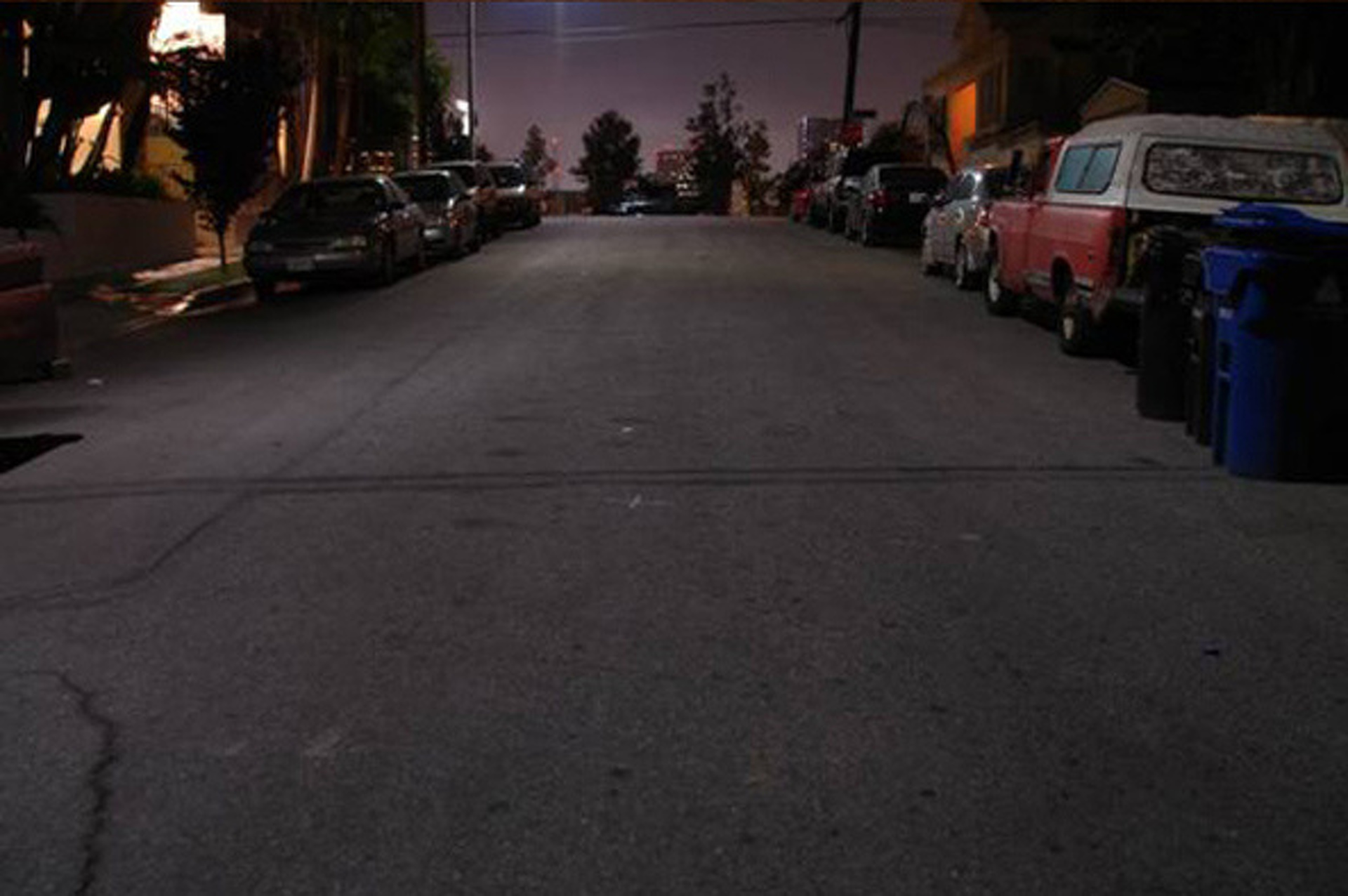 Will LED Streetlights Change the Way that We Drive at Night?