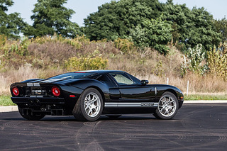 Rare Pair of Ford GTs Sell for $635K