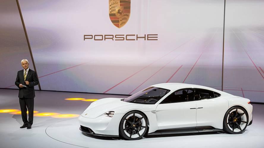 DIAPO - Tout ce qu'il faut savoir sur la Porsche Taycan