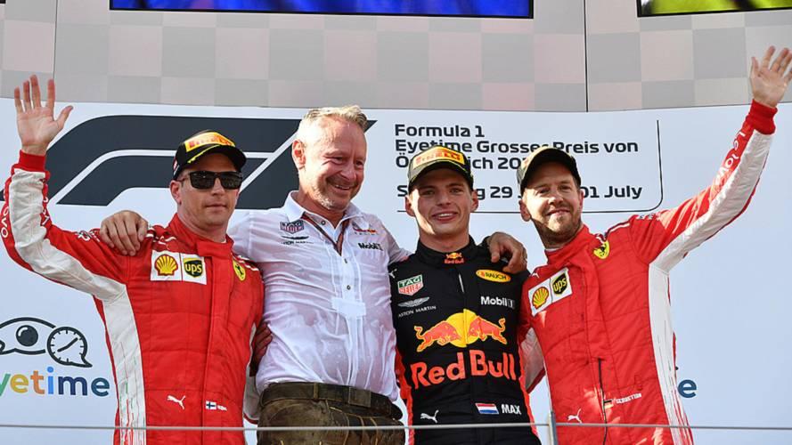 Austrian GP: Verstappen wins as Mercedes self-destructs