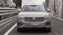 VW Touareg im Test