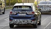 Makyajlı 2019 BMW X1 İlk Casus Fotoğraflar