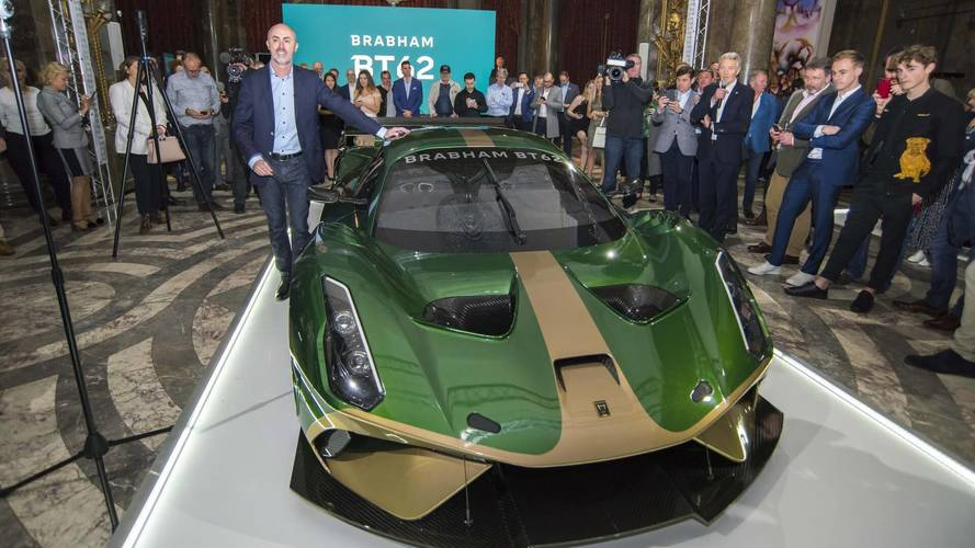 What Are The Origins Of The New Brabham Automotive Badge?