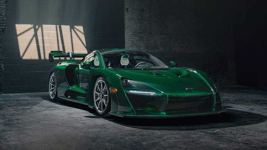 First North American McLaren Senna By MSO Has Us Green With Envy