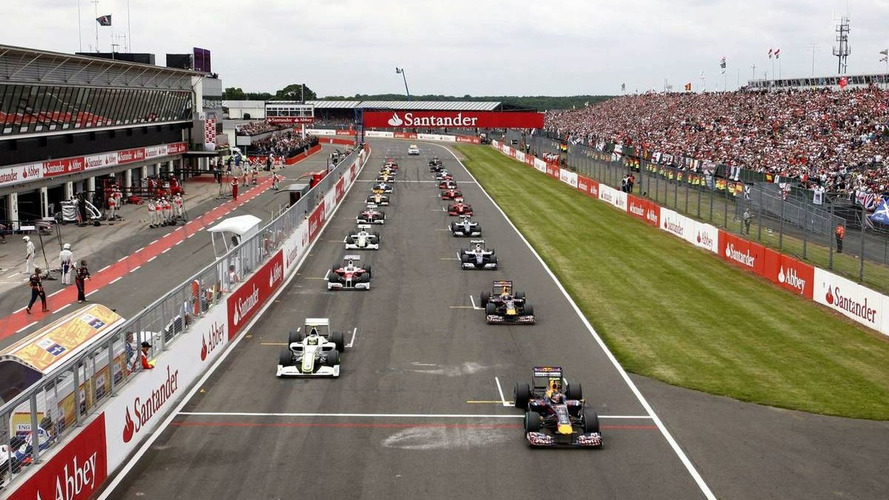 F1 'clash-gate' with football world cup