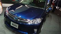 2010 Toyota Sai live at Tokyo Motor Show