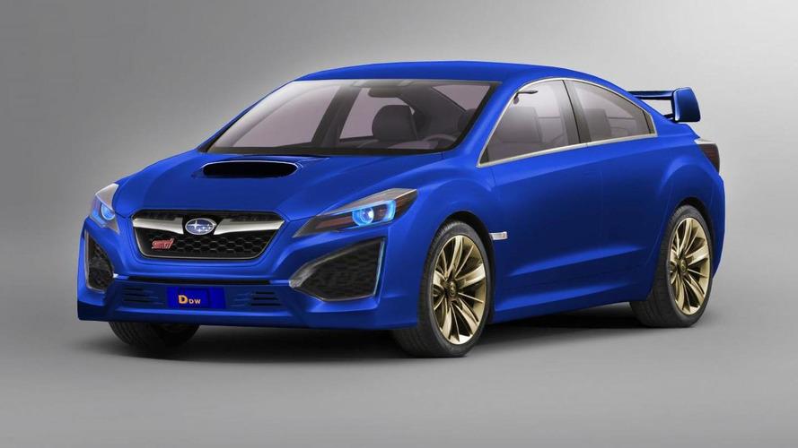 Next Subaru WRX STI will feature new 300+ HP 2.0 liter turbo