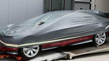 BMW Concept Spied