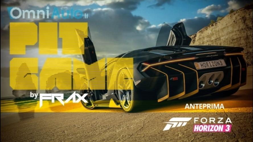 Forza Horizon 3, il gioiello della guida arcade [VIDEO]