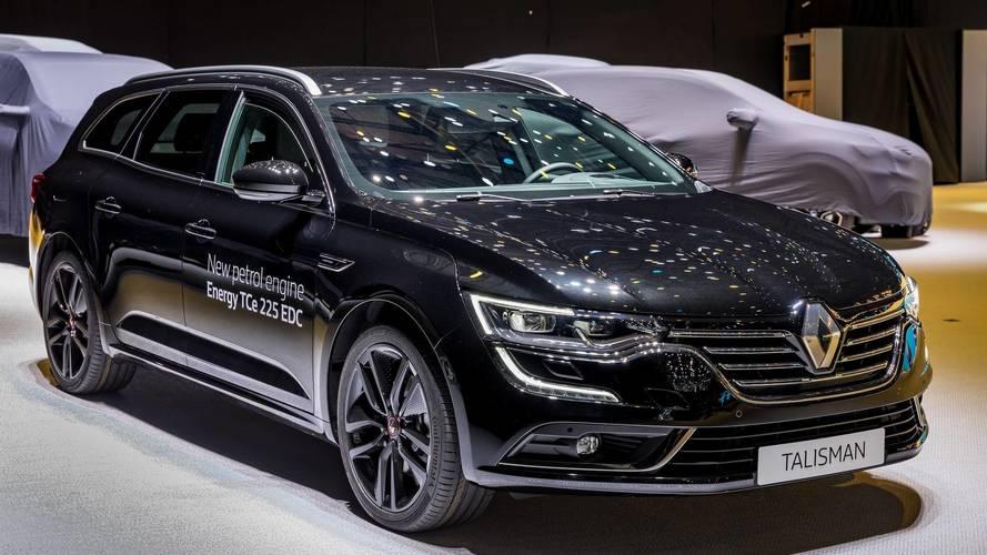 Genève 2018 - Renault offre un moteur de 225 ch à la Talisman