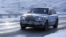 Rolls-Royce: Der Cullinan kommt
