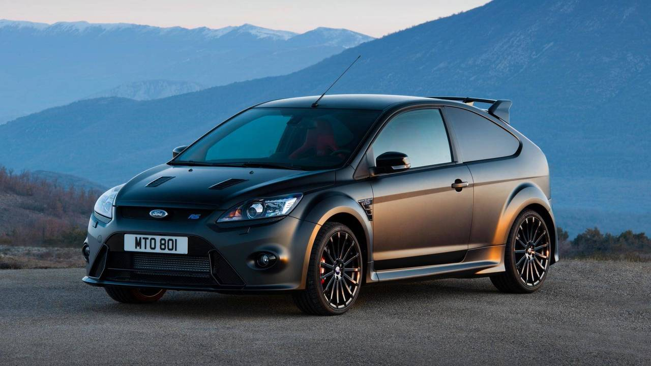 Ford Focus 500 RS