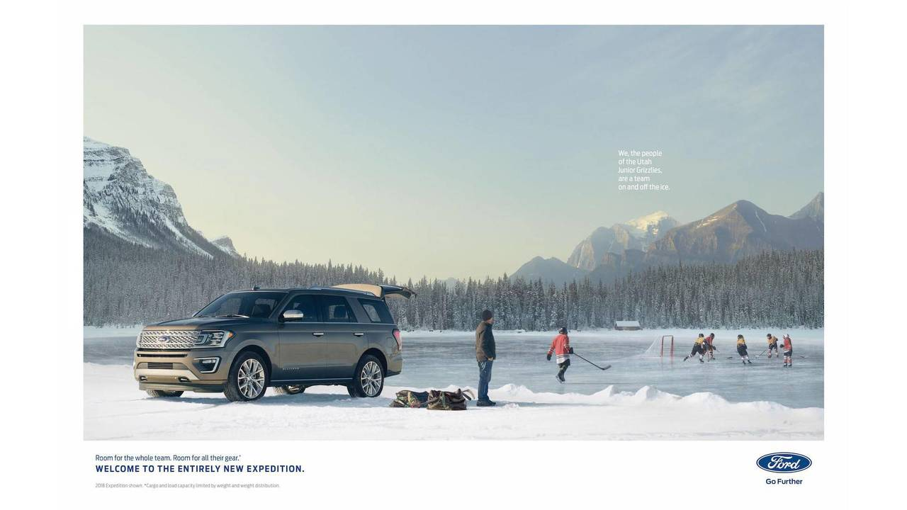 Ford Winter Olympic Ads
