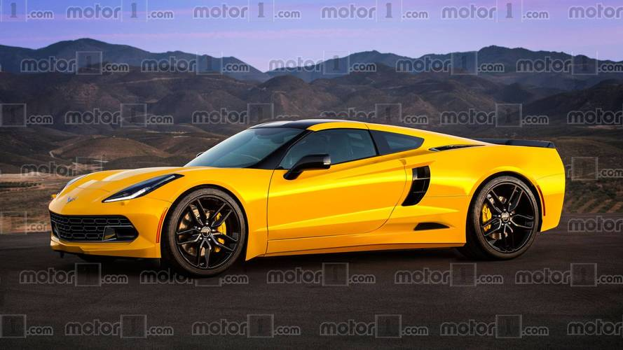 Pre Production Mid Engined Corvettes Allegedly Being Built