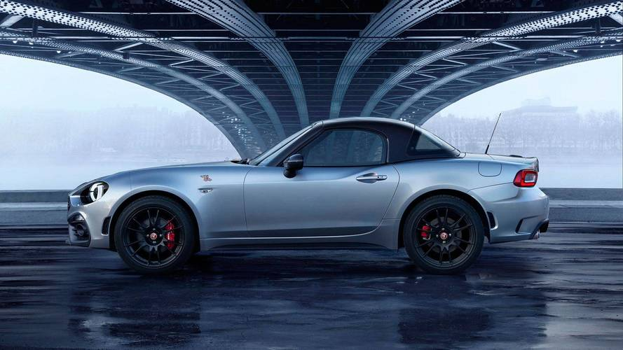 Abarth 124 GT ve 695 Rivale