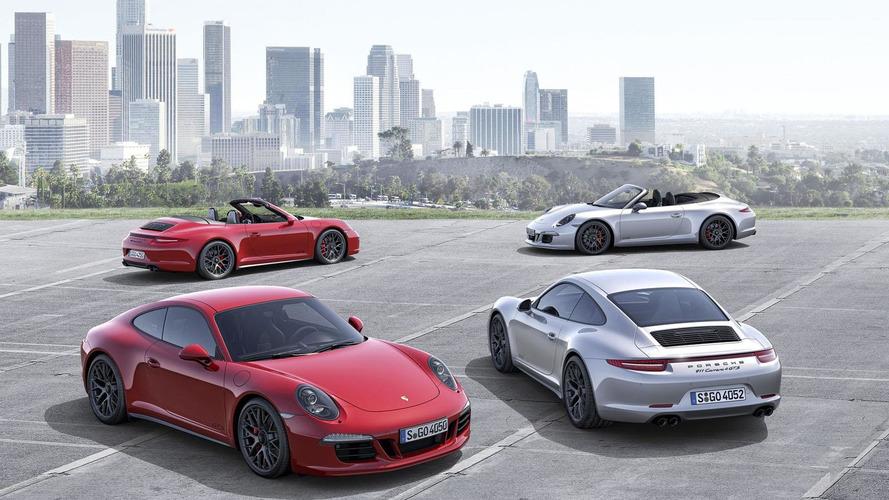Porsche GTS, descubre qué significan estas siglas míticas