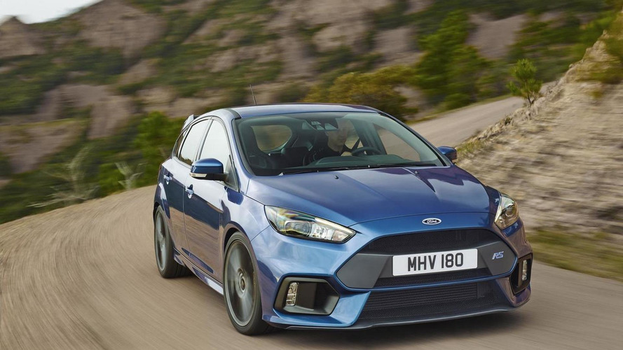 2016 Ford Focus RS goes into production