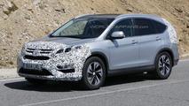 2016 Honda CR-V spy photo