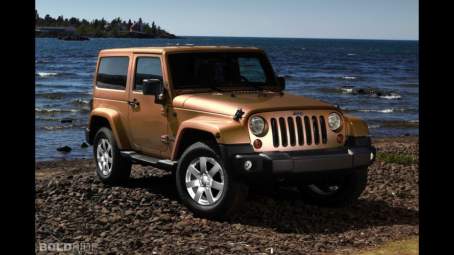 Jeep Wrangler 70th Anniversary Edition