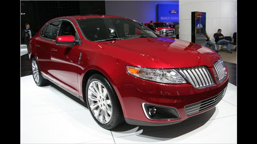 Neuer Lincoln MKS