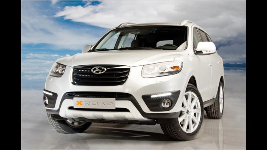 Veredelter Offroader: Tuning für den Hyundai Santa Fe