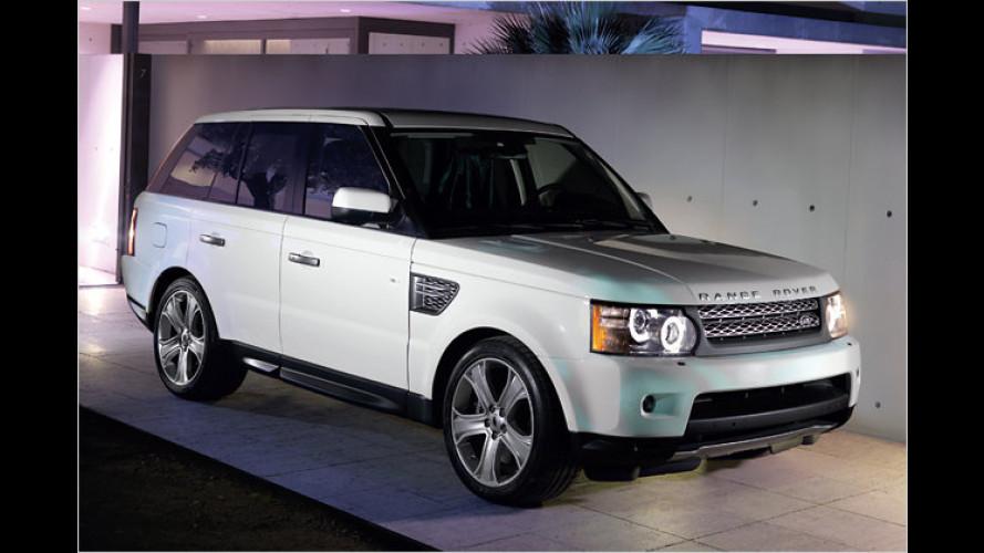 Range Rover Sport: Zwei von drei Motoren werden besser