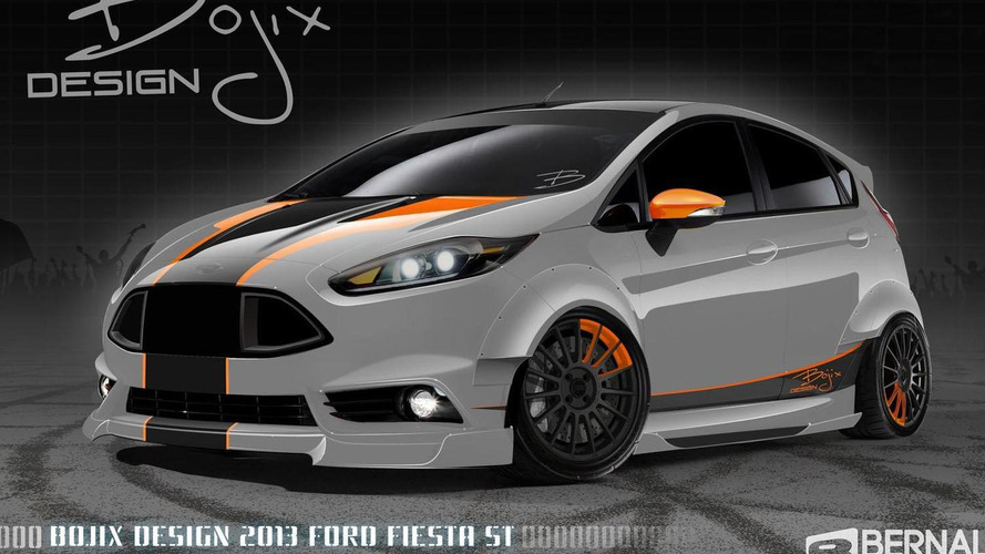 Ford unveils five Fiestas for SEMA