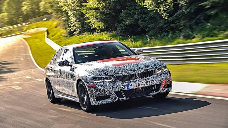 Neuer 3er wird 55 Kilo leichter, kriegt stärksten BMW-Vierzylinder aller Zeiten