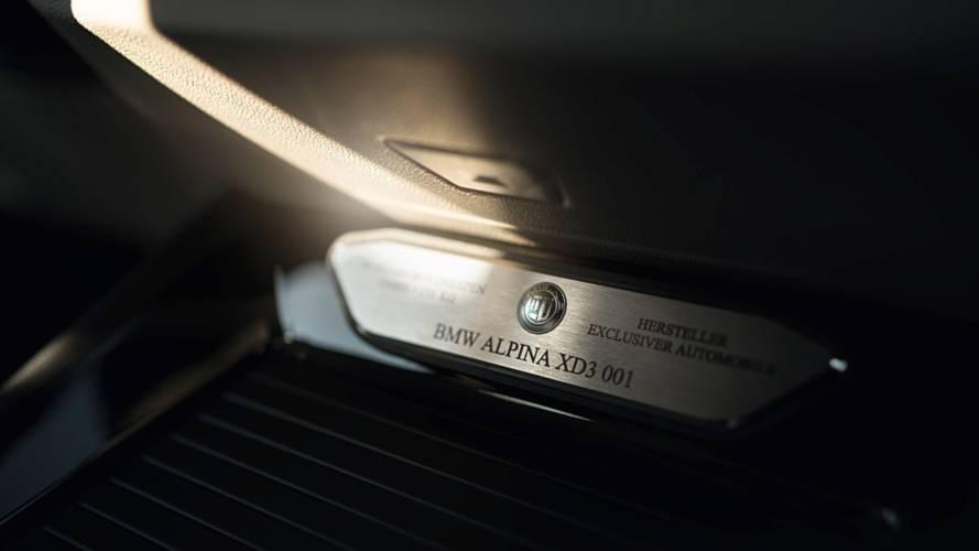 Alpina XD3 AWD RHD