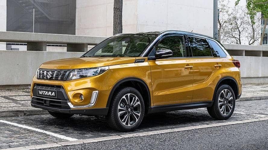 Le Suzuki Vitara s'offre une petite cure de jouvence