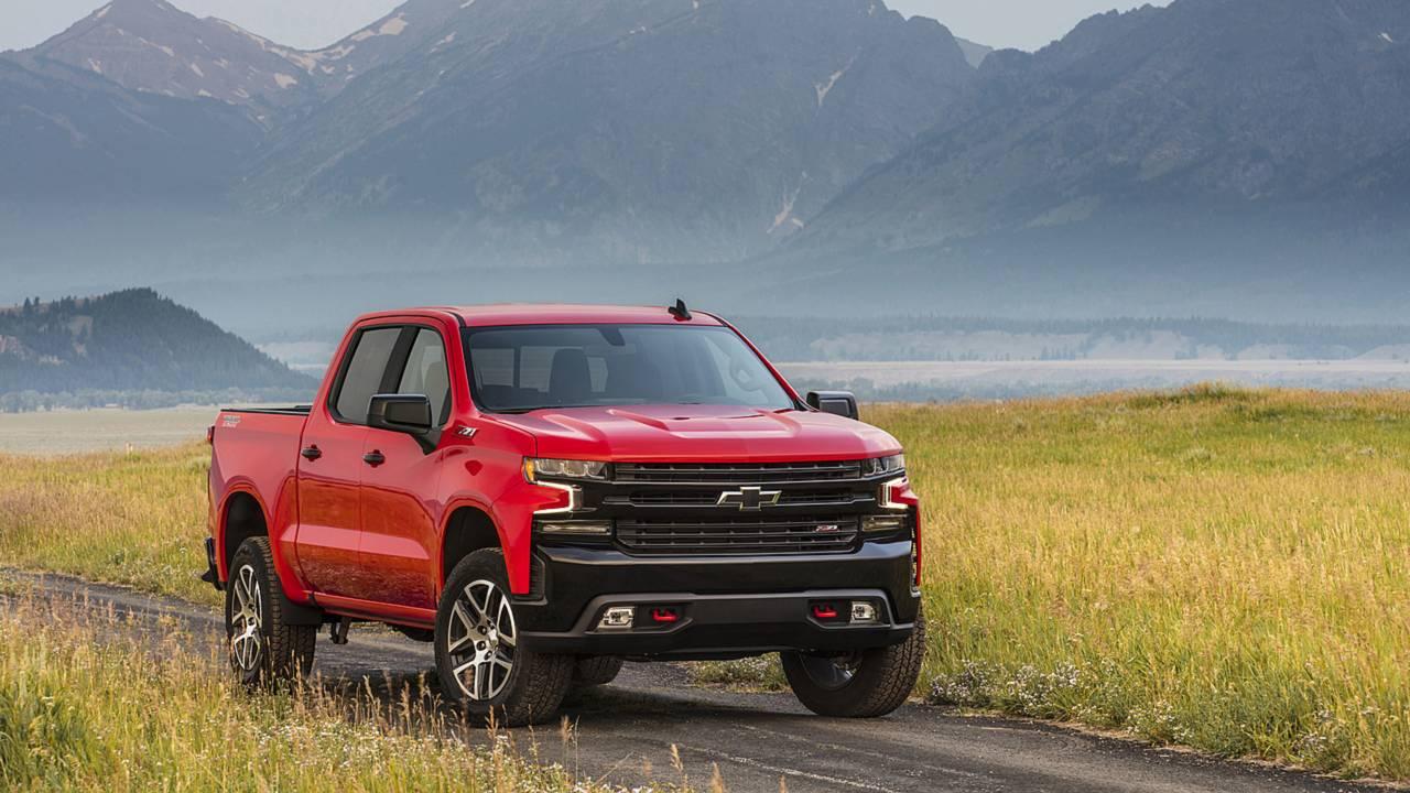 2019 Chevrolet Silverado First Drive Risky Business