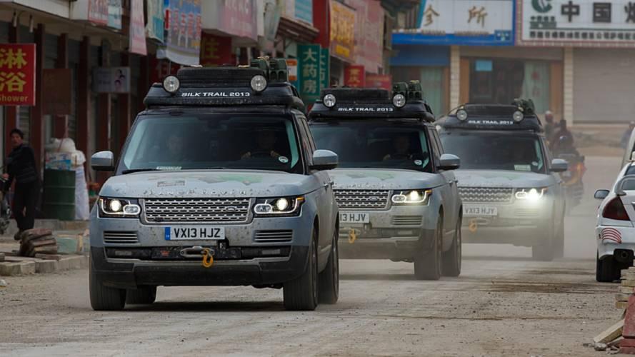 Jaguar Land Rover Posts Losses Of £210 Million