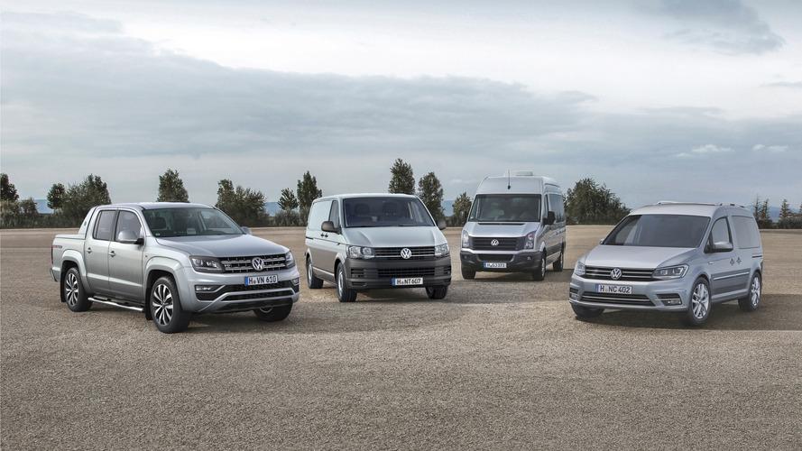 Les utilitaires Volkswagen ont la cote en 2016