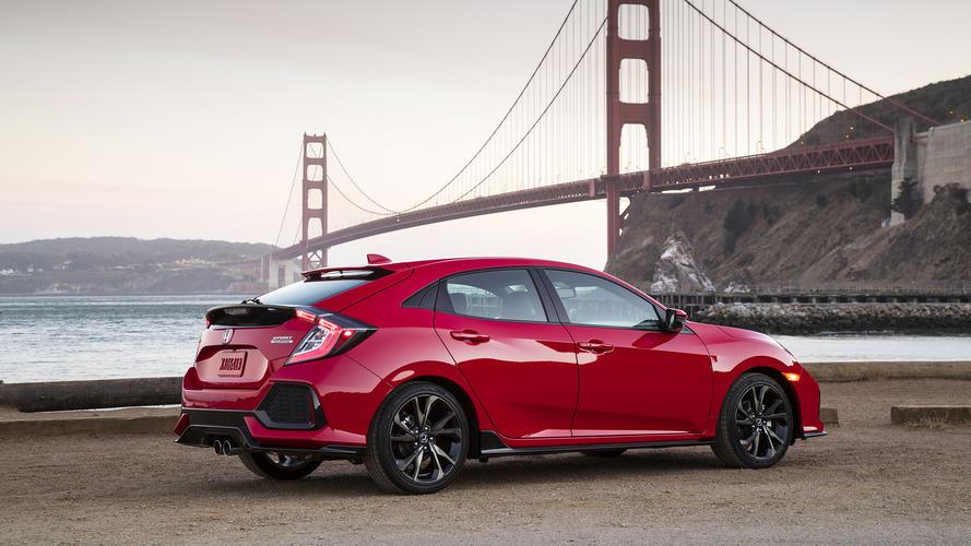 Yeni Honda Civic Hatchback'in fiyatı belli oldu