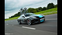 Jaguar F-Type R Coupe Tour de France Concept