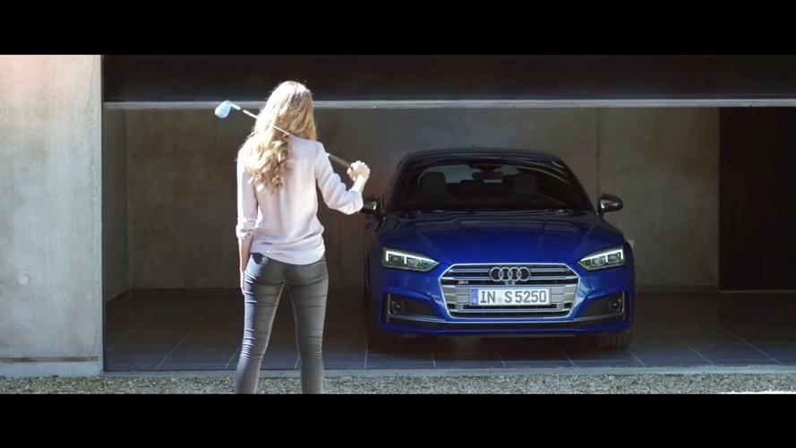 VIDÉO - Audi S5 Sportback, la publicité qui fait le buzz